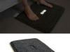 Прикроватный коврик с будильником